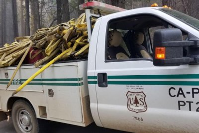 Walker Fire 96 percent contained, evacuation orders lifted