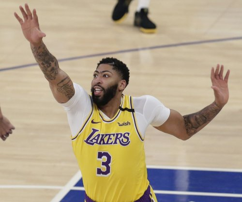 Lakers clinch No. 1 seed as Anthony Davis dominates Jazz