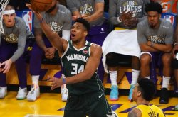 Reigning NBA MVP Giannis Antetokounmpo signs extension with Bucks