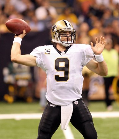 Brees among NFC's top players