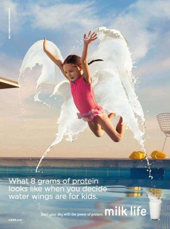 Iconic 'Got Milk?' tagline dropped for 'Milk Life'