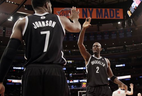 Brooklyn defeats Dallas in overtime