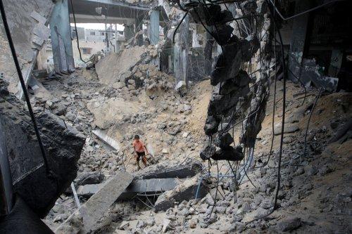 U.S., U.N. question proportionality of Gaza conflict