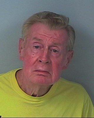 81-year-old man drops panties in view of pool