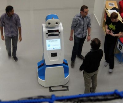 Swedish robot to help guide travelers through airports