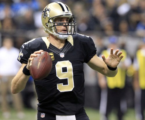 Report: Drew Brees has torn plantar fascia