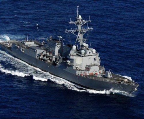 U.S. ship fires missiles, destroys three Yemeni radar sites