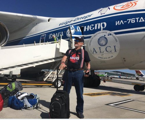 Buzz Aldrin medically evacuated from South Pole