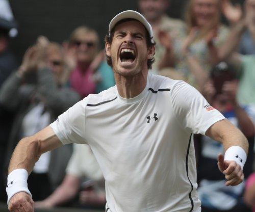 Top seed Andy Murray advances, Kei Nishikori pushed to limit by Andrey Kuznetsov