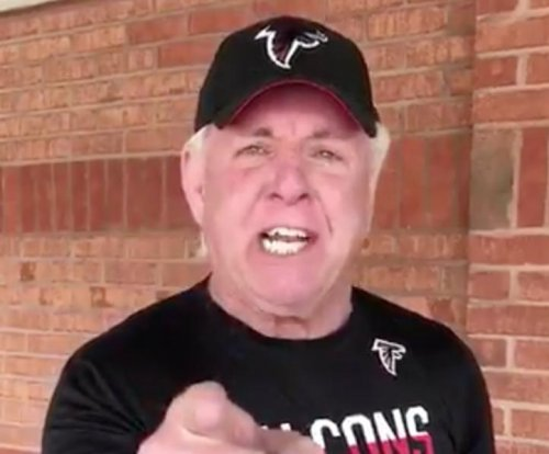 'Nature Boy' Ric Flair and Charles Johnson have Atlanta Falcons Twitter war
