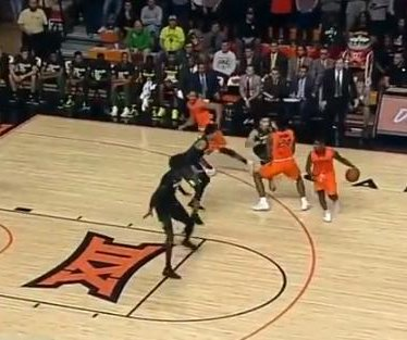 Johnathan Motley, No. 6 Baylor hold off Oklahoma State