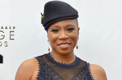 Aisha Hinds to give episode-long speech as Harriet Tubman on 'Underground'
