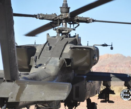 Singapore's air force upgrading Apache warfare systems