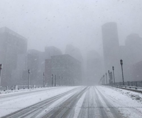 Blizzard officially declared in Boston