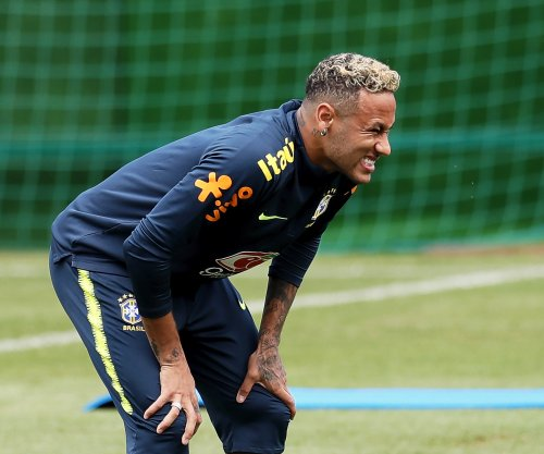 World Cup: Brazil's Neymar leaves training with ankle injury