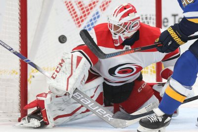 McElhinney, Hurricanes host Ducks