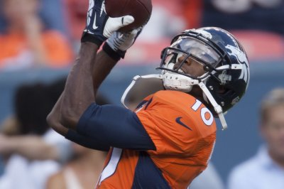 Denver Broncos to pick up options for Emmanuel Sanders, Derek Wolfe