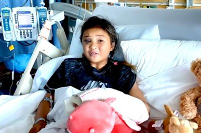 British skateboarder Sky Brown, 11, is hospitalized after terrifying fall