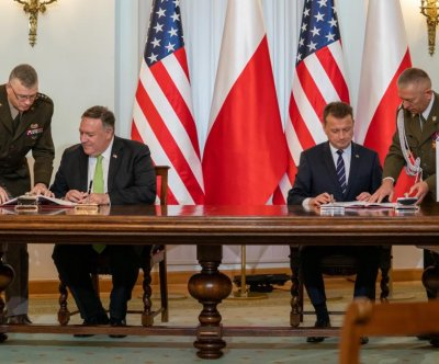 Polish, U.S. leaders sign agreement to increase U.S. military presence in Poland