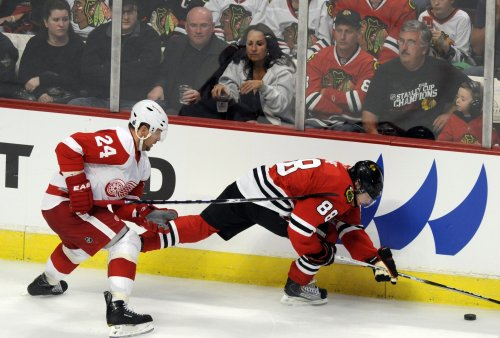 Blackhawks' Kane out 3 weeks