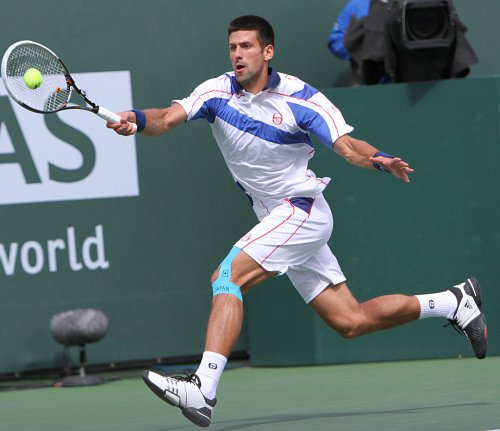 Djokovic, Federer win French 1st-rounders