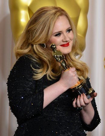 Adele may play villain in thriller 'The Secret Service'