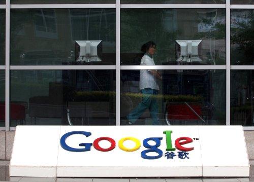 Google makes subtle swipe at censorship