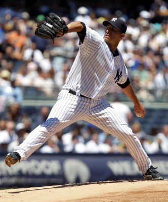 Yankees P Pettitte added to All-Star team