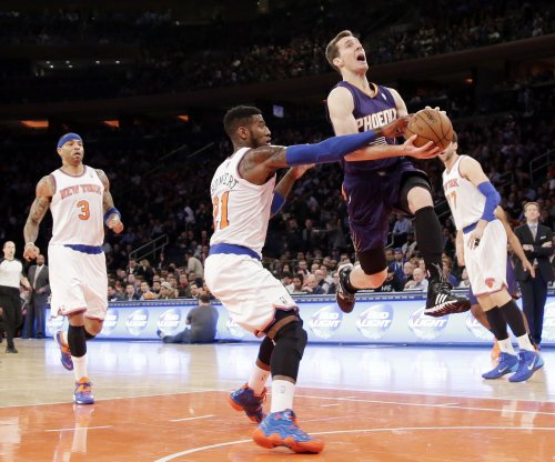 Phoenix Suns send Goran Dragic to Miami Heat