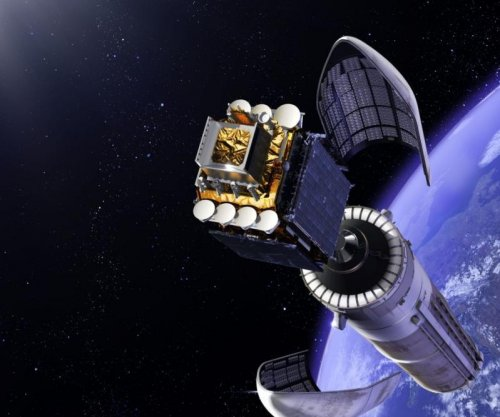 French-Italian military communications satellite launched