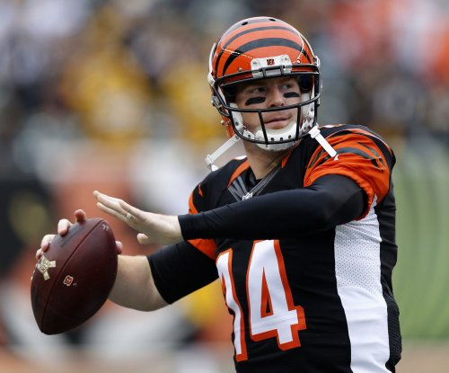 Andy Dalton's cast off, A.J. McCarron still likely starting Saturday