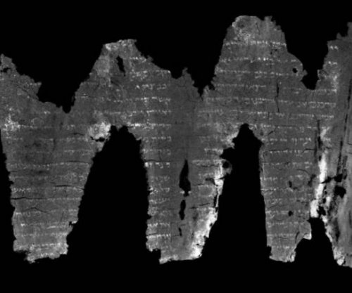 Ancient En-Gedi scroll finally translated