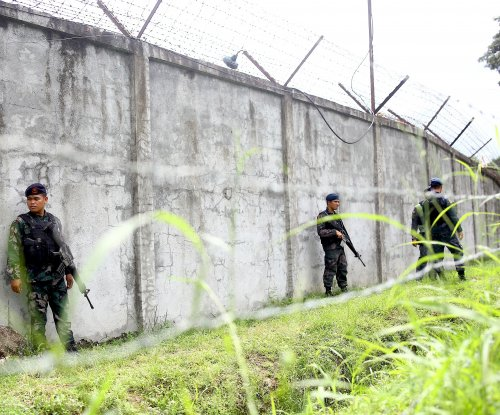 158 inmates escape from Philippine prison after suspected Muslim rebel raid
