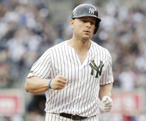 New York Yankees place Matt Holliday on disabled list