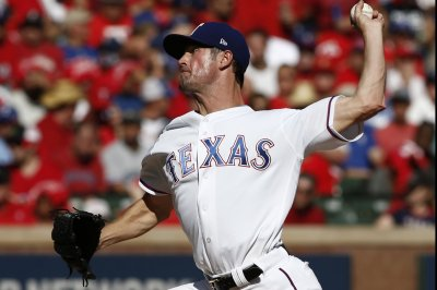 Rangers go for series victory vs. Royals