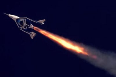 Virgin Galactic to be in space 'in weeks,' owner Branson says