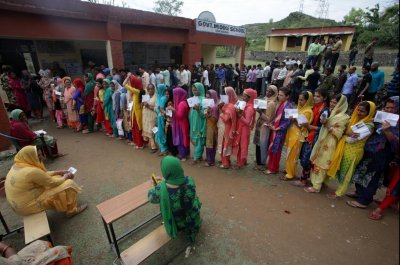 India begins second of 7 election phases