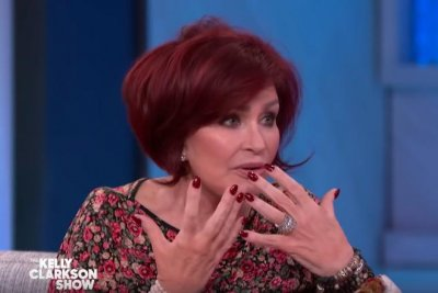 Sharon Osbourne on her plastic surgeries: 'I can hardly feel my mouth'