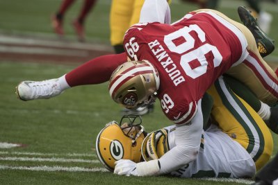 San Francisco 49ers trading DL DeForest Buckner to Indianapolis Colts
