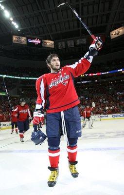 Ovechkin named NHL's MVP