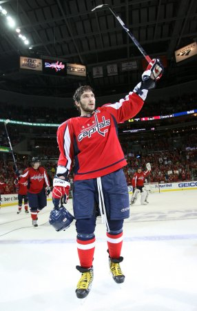 Ovechkin named NHL's MVP