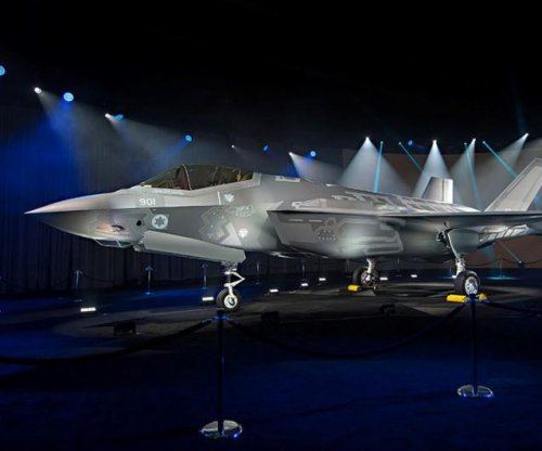 Lockheed Martin factory rolls out first F-35A for Israel