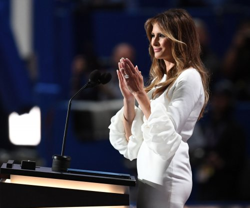 Melania Trump addresses GOP convention; speech questioned for plagiarism
