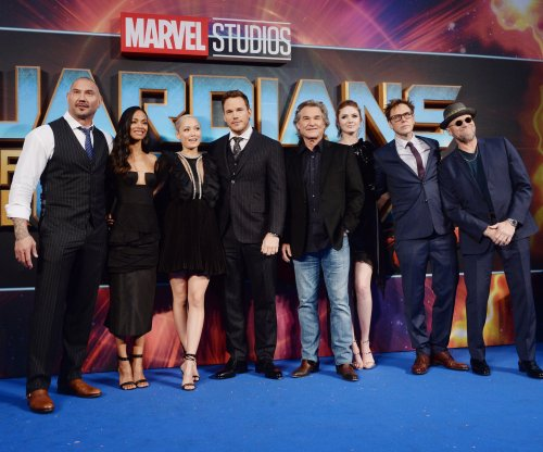 'Guardians of the Galaxy Vol. 2' tops the North American box office with $63M