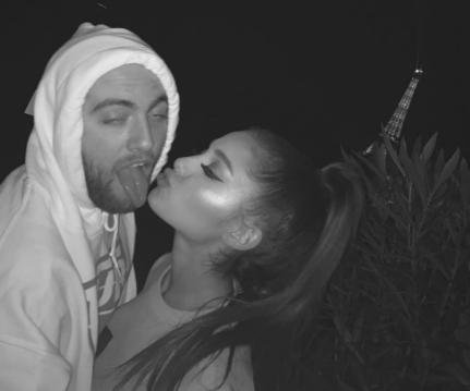 Mac Miller wishes Ariana Grande happy birthday: 'Thank you for loving me'