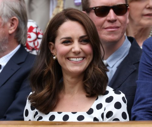 Kate Middleton debuts shorter haircut at Wimbledon