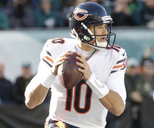 Mitchell Trubisky, Chicago Bears have 'fired up' coach in Matt Nagy