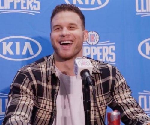 Blake Griffin has hilarious response to Clippers-Rockets beef