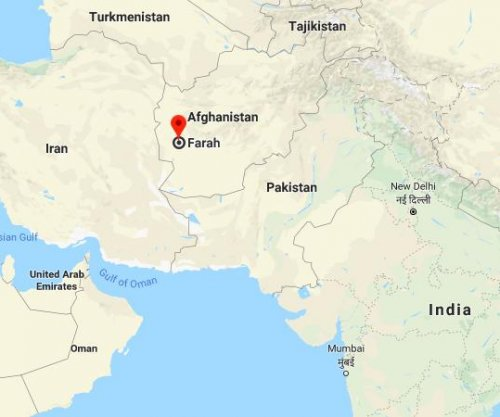 Taliban launches assault on Afghanistan's Farah city