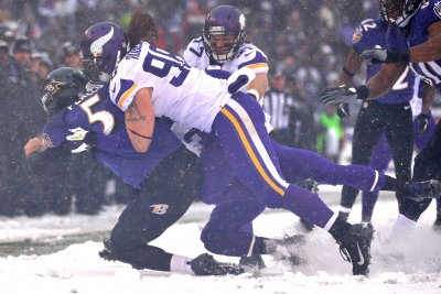 Free agent DE Brian Robison retires from NFL